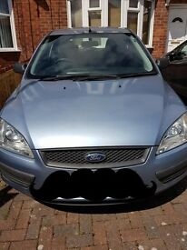 Ford Focus 1.6 LX Petrol, 5 Door. 55 Plate