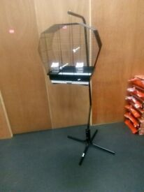 Large bird cage with stand Brand New BARGAIN!