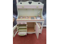 ELC Wooden Play Kitchen & Accessories
