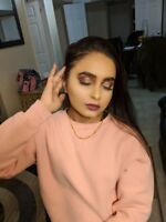 MAKEUP ARTIST AT YOUR HOME !!!