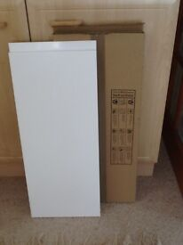 BAthroom or kitchen wall cabinets unused. 750mm X 300mm
