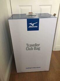 MIZUNO GOLF TRAVEL BAG. Brand New.