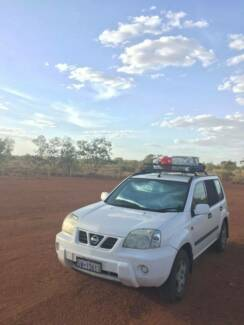 2002 Nissan X-trail Adelaide CBD Adelaide City Preview
