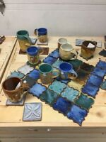 Pottery classes for all :)