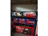 Disney Cars Storage
