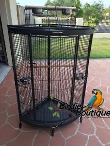 Brand NEW corner play gym roof cage- view display onsite $250ea Fltpk Meadowbrook Logan Area Preview