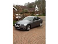 BMW 330D SE Coupe one owner from new and always garaged when not in use. Full service history