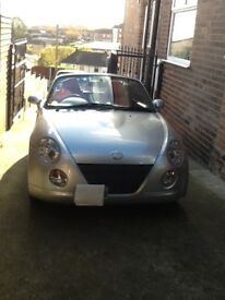 Daihatsu Copen 1.3 Convertible with folding roof