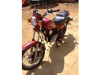 Yamaha rs 125 great condition