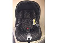 MAMAS & PAPAS PRIMO VIAGGIO CAR SEAT COMPATIBLE WITH TRAVEL SYSTEM - IMMACULATE £20