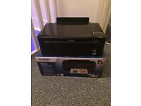 Epson Stylus SX 130 Colour Multifunctional Printer