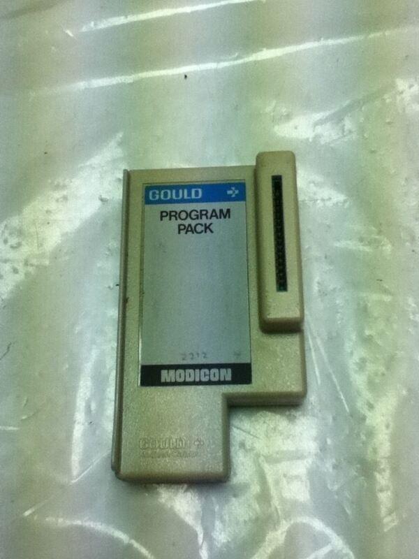 GOULD MODICON AS-P371-002 MEMORY MODULE