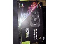 nVidia Geforce GTX 1050ti 4gb gaming graphics card