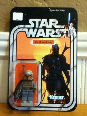 LEGO STAR WARS The Mandalorian Minifigure Figure BRAND NEW On Card!!!