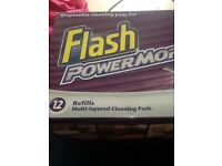 Box of Flash powermop refills