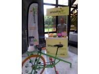 Smoothie bike for sale