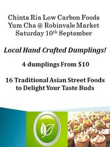 Yum Cha @ Robinvale Market this Saturday Morning Robinvale Murray-Darling Area Preview