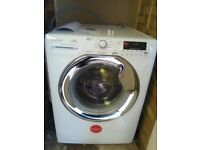 12 Hoover DYN9164 9kg 1600 Spin White LCD A+++ Rated Washing Machine 1 YEAR GUARANTEE FREE DEL N FIT