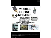 Mobile Phone & Tablet Repair - All Models Repaired - iPhone - Samsung - HTC - Sony - LG - iPad