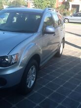 2010 Mitsubishi Outlander with Mitsubishi log since new till now Narre Warren South Casey Area Preview