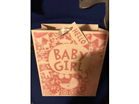 Baby gift bags. All different sizes some with tags. £1 Per Bag.......