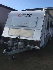 New Age Big Red 18 Series Semi Off Road Caravan Plainland Lockyer Valley Preview