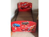 DISNEY CARS BED. EXCELLENT CONDITION