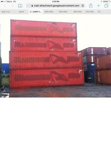 Shipping containers 40' general purpose delivered Sussex Inlet Shoalhaven Area Preview