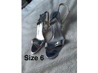 Boots/heels