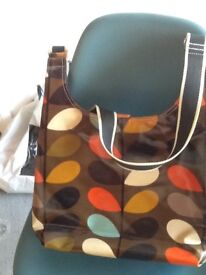 Orla Kiely Leaf Stem Bag