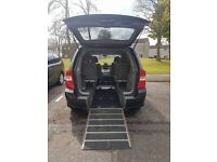 Wheelchair adapted Kia Sedona, Automatic, Full electric, leather seats, low miles, FSH