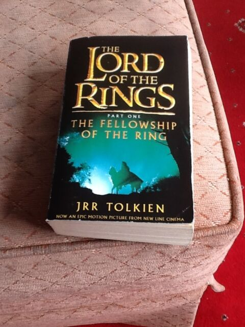 The Lord of the Rings: Fellowship of the Ring by J. R. R. Tolkien (Paperback, 20