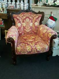 French style arm chair
