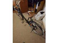 Pashley Princess Britannia Hybrid Bike