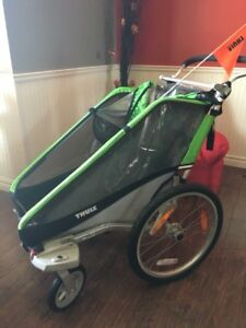Chariot Thule 1 place