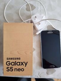 Samsung S5 Neo - Boxed and in great condition