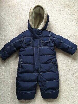 Baby Gap Boys Snowsuit 3-6 Months