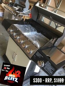 NEW BBQ CLEARANCE SALE 20th May Springwood Logan Area Preview