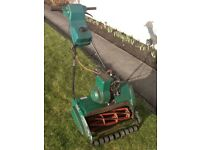 Suffolk Punch 43S Lawn Mower