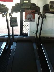 Startrack st37a treadmill with free spin bike Mirrabooka Stirling Area Preview