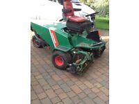 Ransome Gt Classic ride on mower