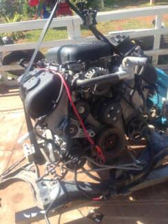 BA Ford Falcon XR8 Engine and Transmission Merrylands Parramatta Area Preview