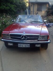 Classic Mercedes Roadster - sell or swaps Kalaru Bega Valley Preview