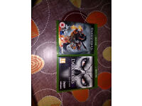darksiders 1 and 2 xbox one games