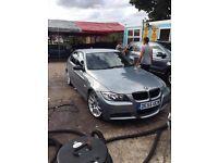 BMW 3SERIES 320D 55 PLATE