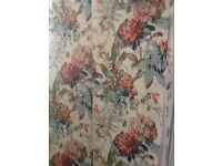 "QUALITY CURTAINS---COTTON SATEEN Width. 180"" x Drop 90"" Fully Lined GRAB A BARGAIN £45.00"