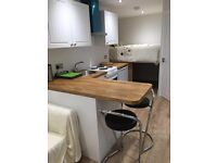 Brand New Modern fully furnished studio flat