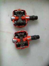 Ritchley pedals.