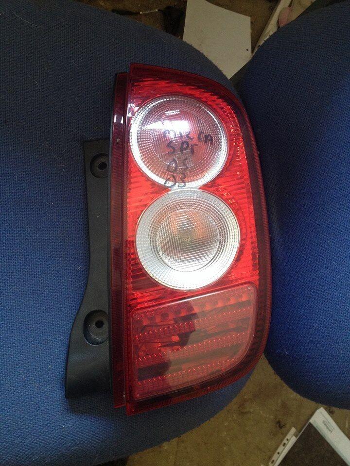 Nissan Micra K12 2003 Rear Lights Good Condition 163 15 Each