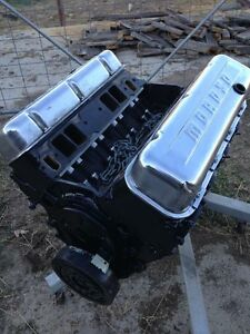 Big Block Chev 454 stroker 505 cube engine, drag burnout North Wangaratta Wangaratta Area Preview